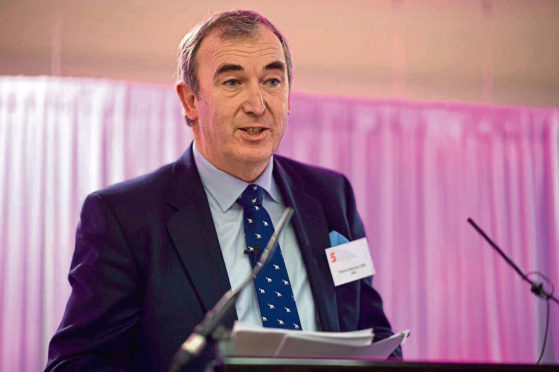 Opportunity North East food, drink and agriculture sector board chairman Patrick Machray