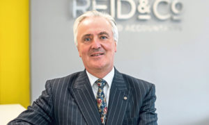 Michael Reid, insolvency partner at Meston Reid & Co.