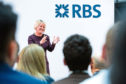 Royal Bank of Scotland chief executive Alison Rose  Handout from RBS