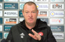 Hamilton manager Brian Rice.