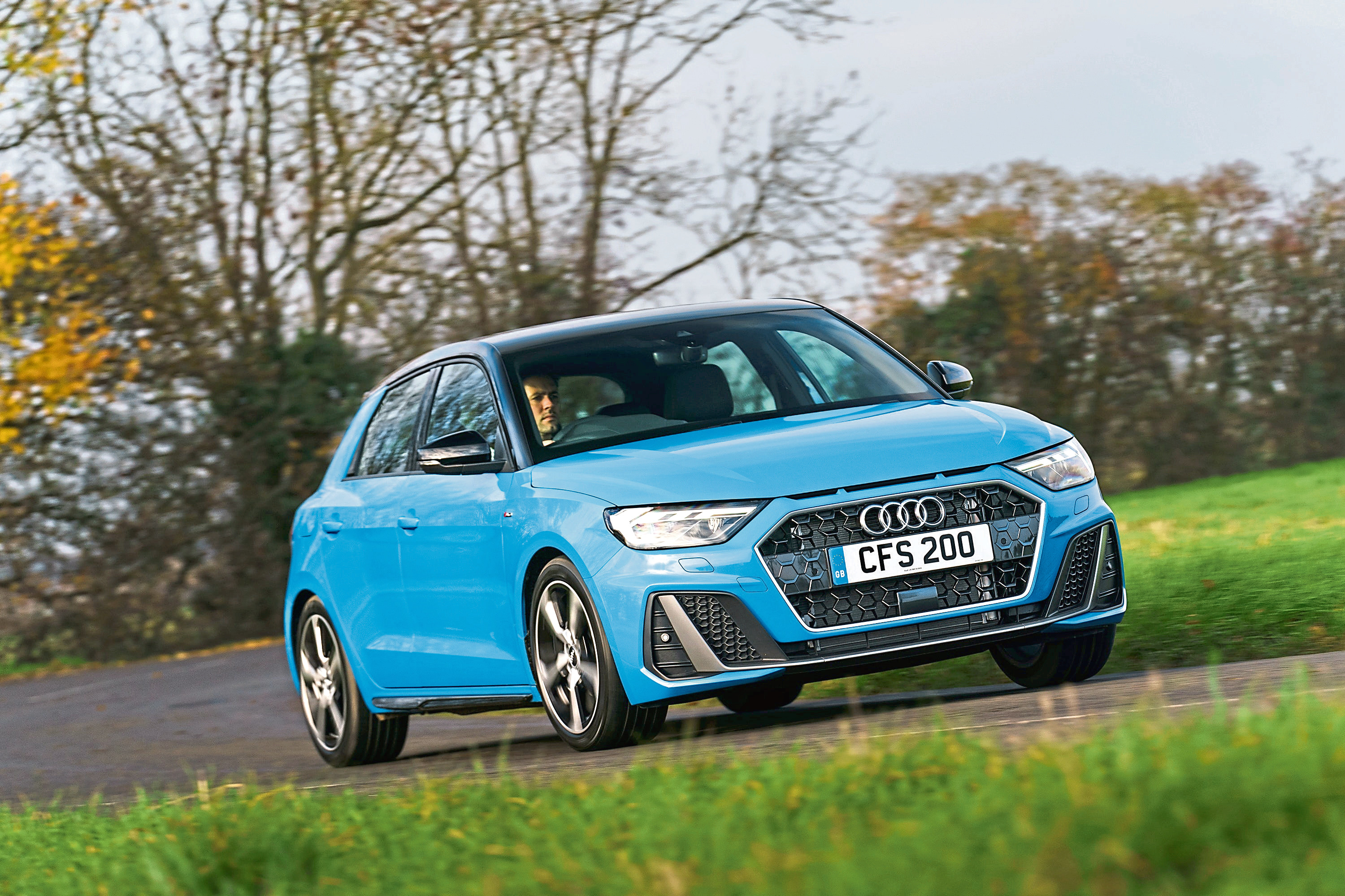 Audi A1 S line Competition