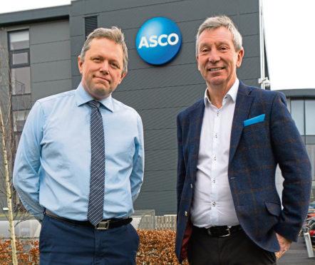 Peter Hollister & Chris Lloyd, ASCO