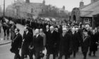 The Fraserburgh on Film archive includes footage of funerals after lifeboat tragedies.