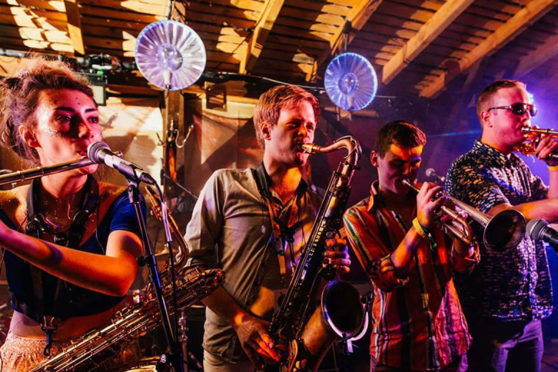 Agbeko will perform at Aberdeen Jazz Festival 2020