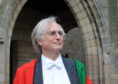 Professor Richard Dawkins FRS. Picture by COLIN RENNIE.