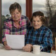 Dornoch couple John and Lynda Gordon