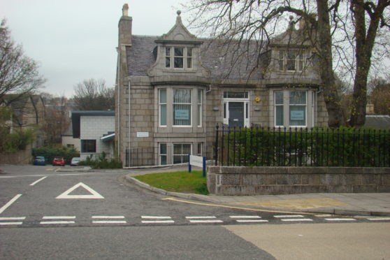 Carden medical in Aberdeen