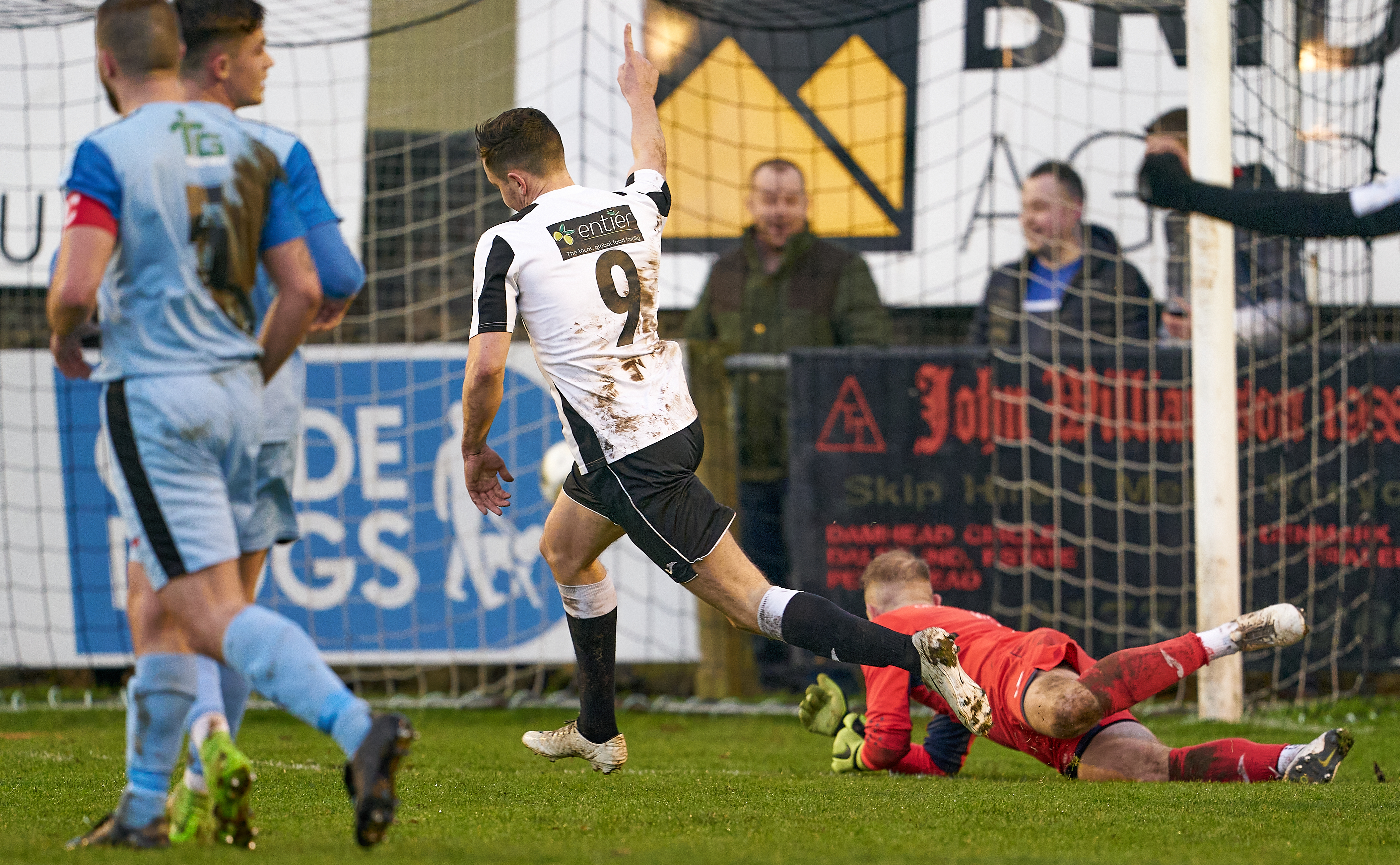 Fraserburgh's Paul Campbell scores No 2