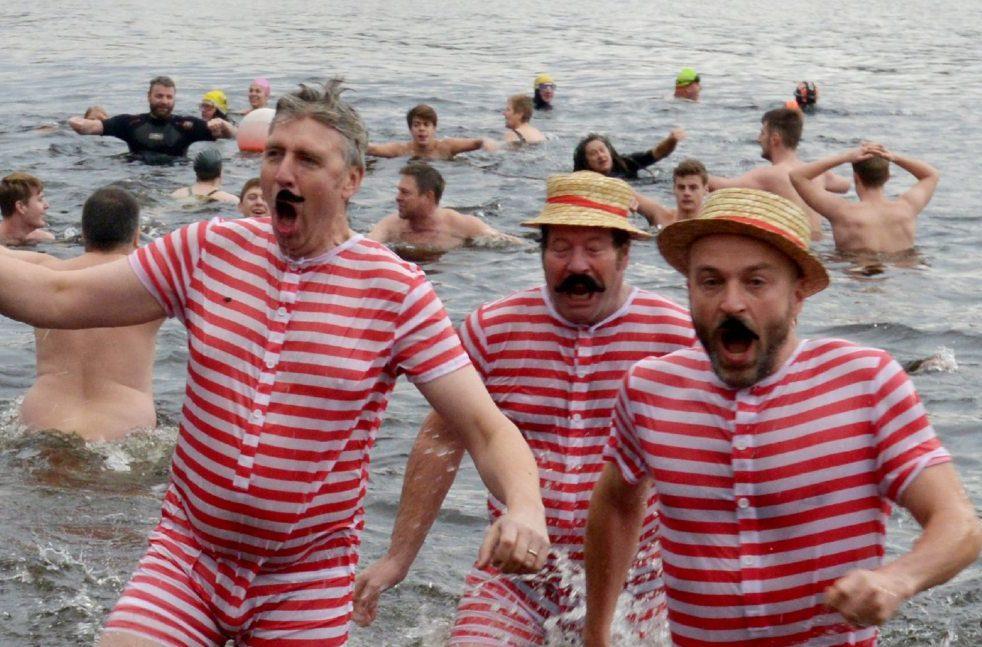 Glenfinnan swim 2020