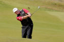 Paul Lawrie during the Aberdeen Standard Investments Scottish Open at The Renaissance Club, North Berwick.