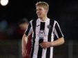 Fraserburgh's on-loan midfielder Ross Willox.