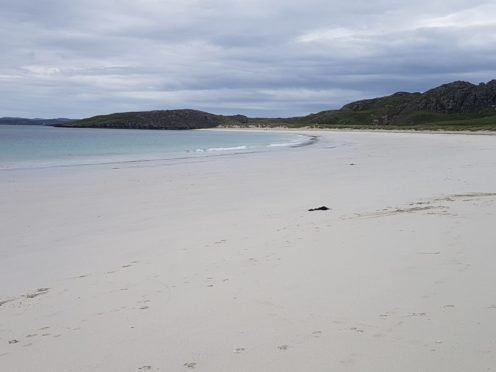 Reef Beach, Lewis