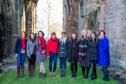 Moray Business Women committee: Donna Harper, Jane Williams, Alison Read, Clare Lock, Amy Mortimer, Aimee Stephen, Caroline Byrne, Sheryl Dyer, Laura McFadden.