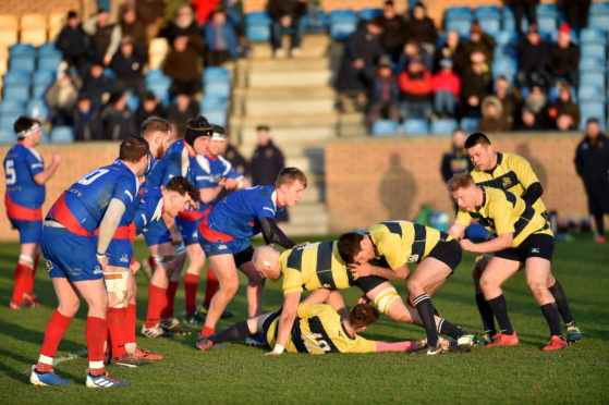 Gordonians were left to rue missed chances.  Picture by Darrell Benns