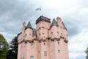 Craigievar Castle. Picture by Heather Fowlie.