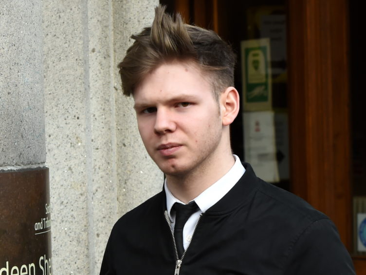 Teenager banned from road after drink driving on Christmas day | Press and Journal