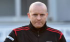 Inverurie Locos boss Andy Low.