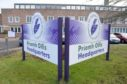 Highland Council Headquarters in Inverness.    sign locator