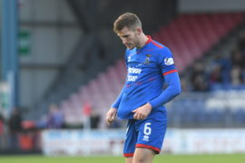 Robertson hoping to maintain strong defensive record following McCart departure