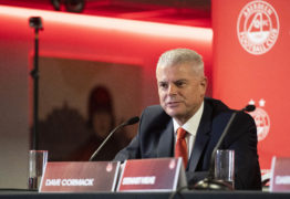 Dave Cormack: SPFL and SFA should be made into one Scottish football governing body