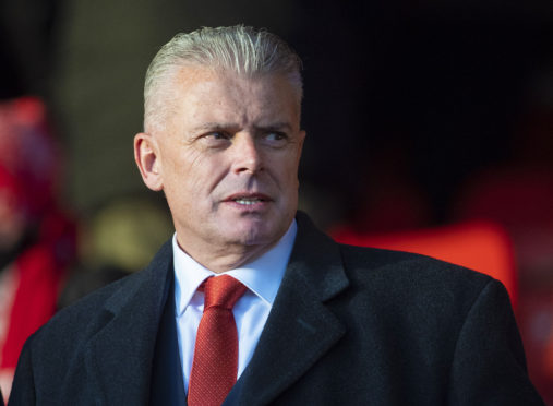 Cormack revealed Aberdeen faced a £5million black hole from the shutdown.