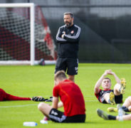 Scottish Premiership clubs to resume contact training from tomorrow