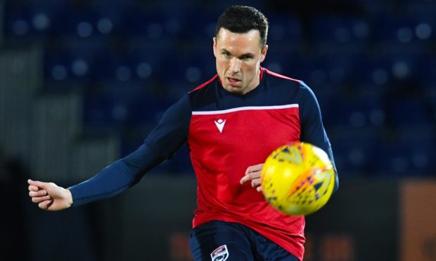 Don Cowie.
