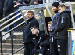 Caley Thistle boss John Robertson reluctant to let Jamie McCart leave for St Johnstone this month