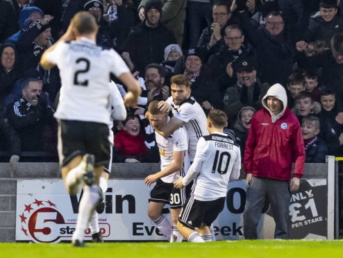 Ayr United close gap to Caley Thistle in second as Stephen Kelly goal sees off Inverness | Press and Journal