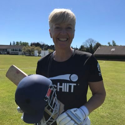 Sue Strachan has taken over as Cricket Scotland president.