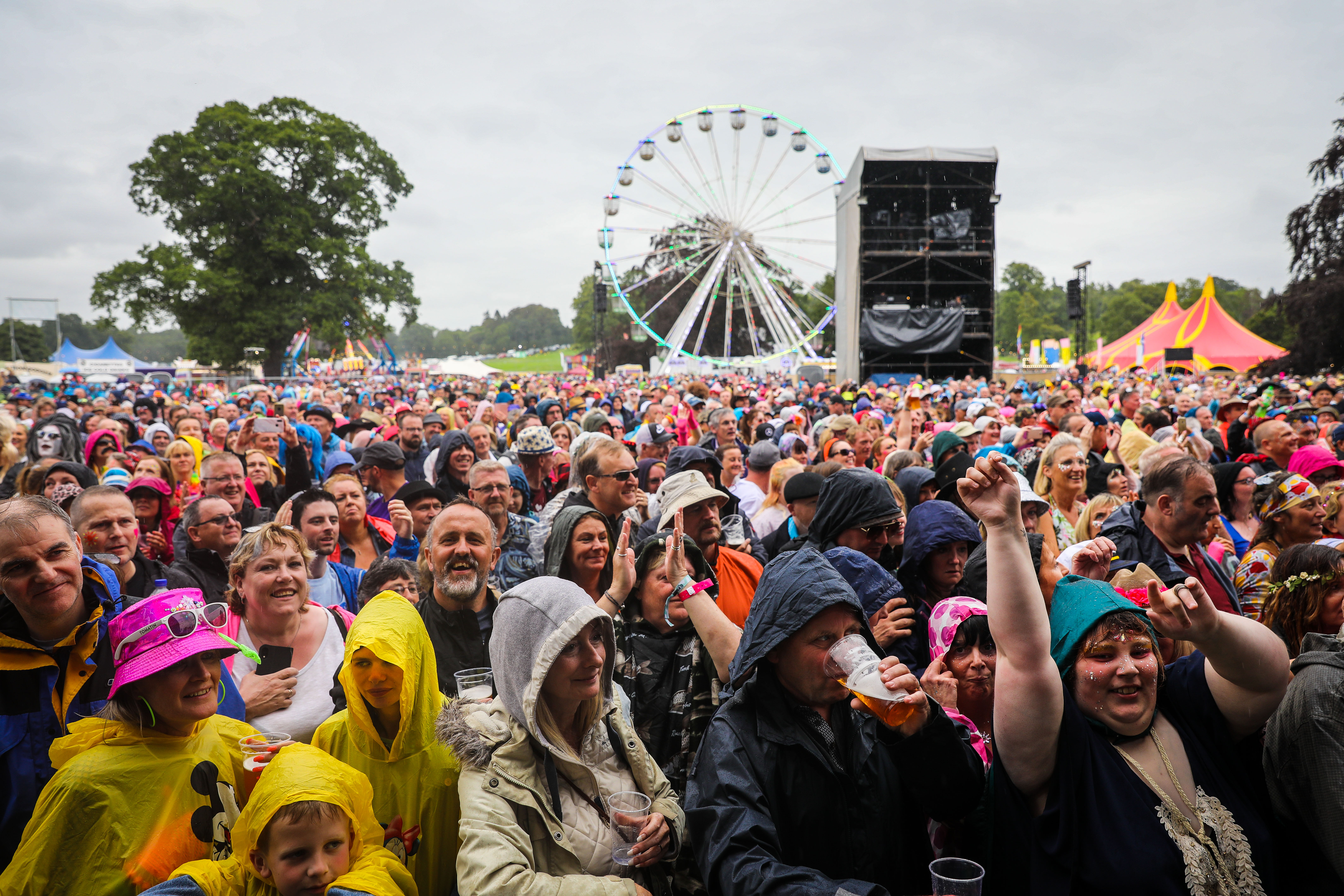 REWIND Festival 2019 at Scone Palace