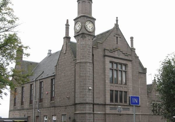 The Ellon chapter of the Royal British Legion meets at the town's Victoria Hall