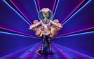 Photo by Vincent Dolman/ITV/Shutterstock (10506562f) Pharaoh 'The Masked Singer' TV show, Series 1, UK - 04 Jan 2020 The Masked Singer, is a British ITV reality singing competition television series.