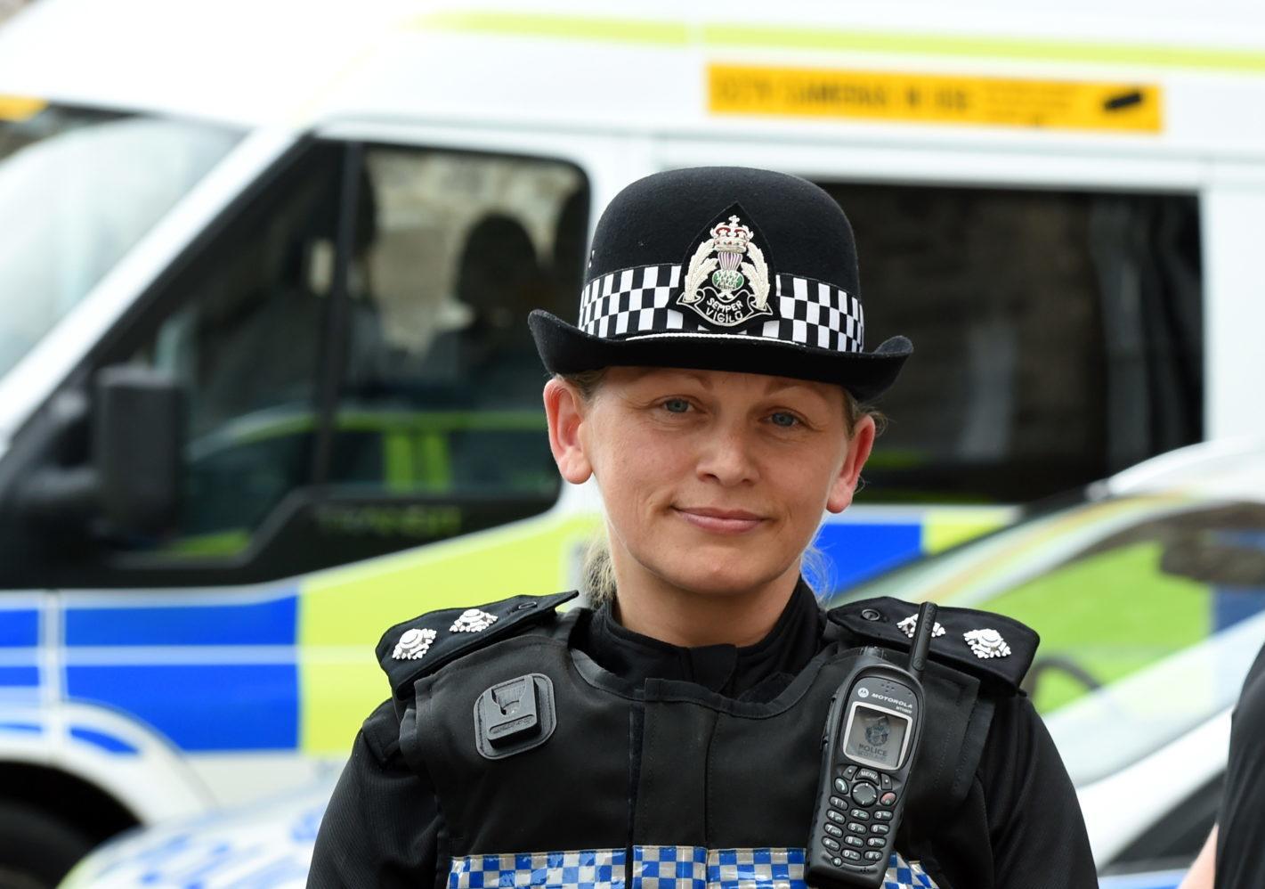 Detective Chief Inspector Finn McPhail