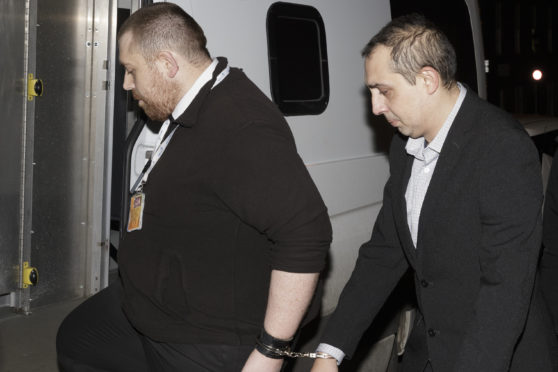 Marin Rachev, 35, had denied driving dangerously while attempting to cross the A90 from the unclassified road to Drumlithie on 12 March last year. Picture by Newsline Media