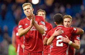Sam Cosgrove was Aberdeen's leading scorer last season