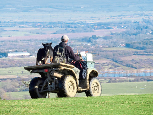 Funds are on offer to rural and farming groups.