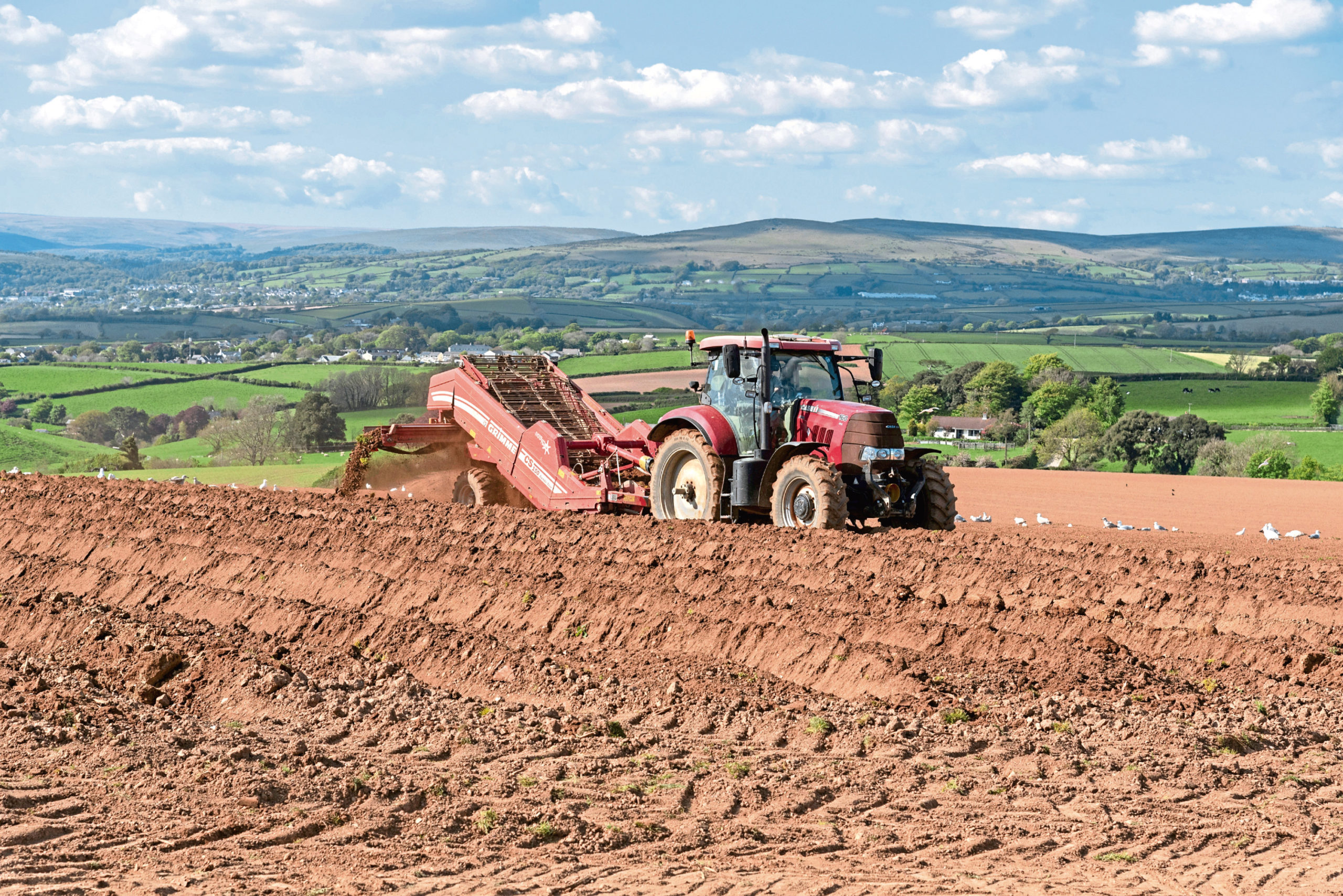A 12-month project, which involved 30 growers across Scotland, was set up to capture the true fixed costs of running an arable or potato enterprise.
