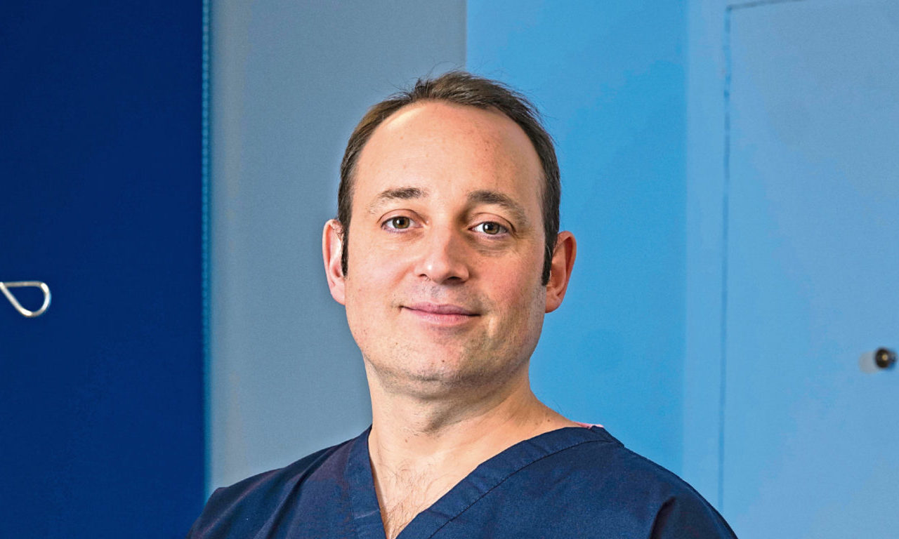 Surgeon to launch private plastic surgery clinic in Aberdeen | Press and Journal