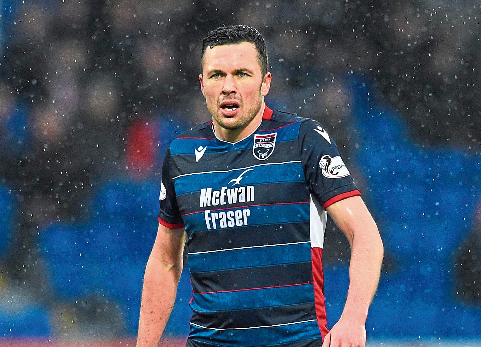 Don Cowie is a former Dingwall Academy pupil, who has had a long career in the game