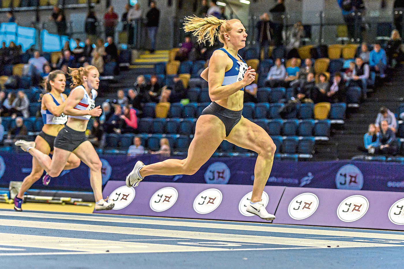 Alisha Rees believes she has an outside chance of being part of the Team GB squad for the Olympics.