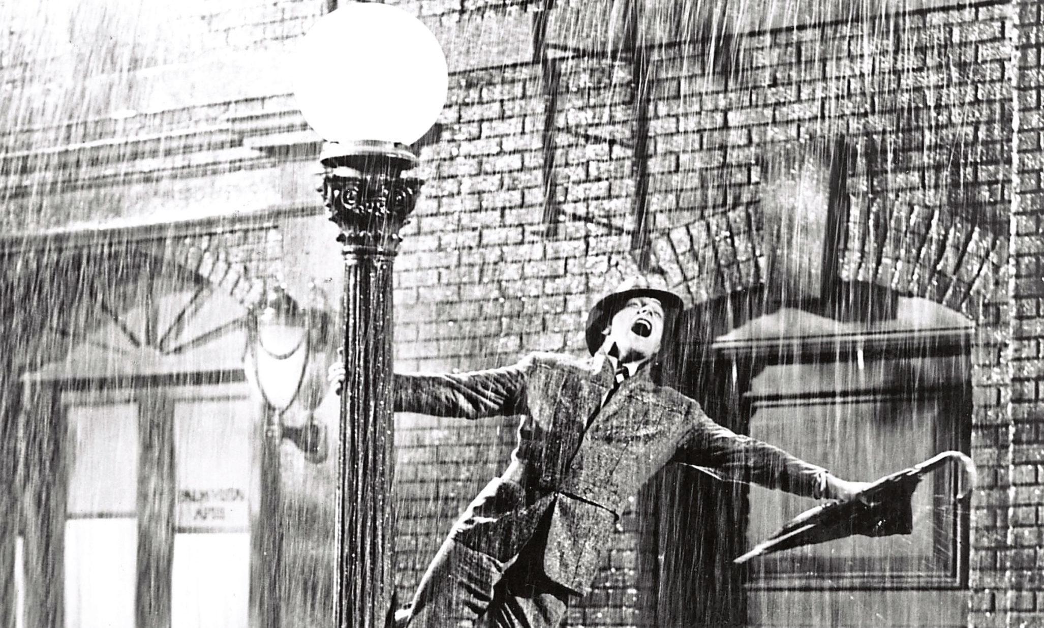 Gene Kelly Singin' In The Rain - 1952