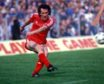 Aberdeen's Billy Stark in the 1986 Scottish Cup final