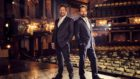 Michael Ball & Alfie Boe are playing at Aberdeen's P&J Live.