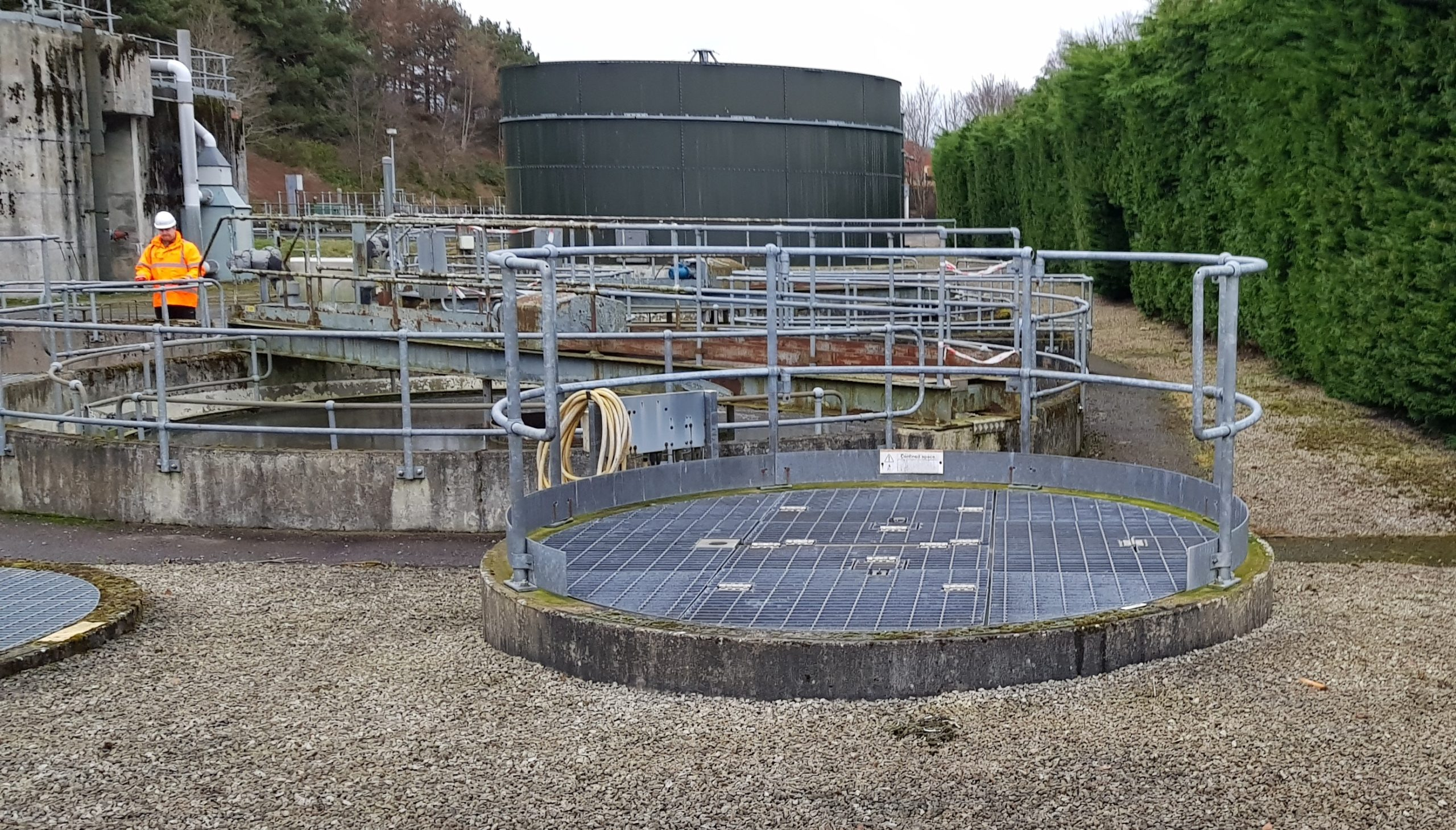 Banchory Waste Water Treatment Works