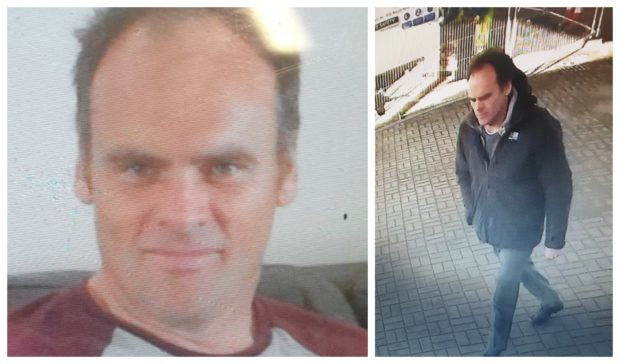 John Loughrie, 51, has been reported missing from the Findochty area on the Moray coast.