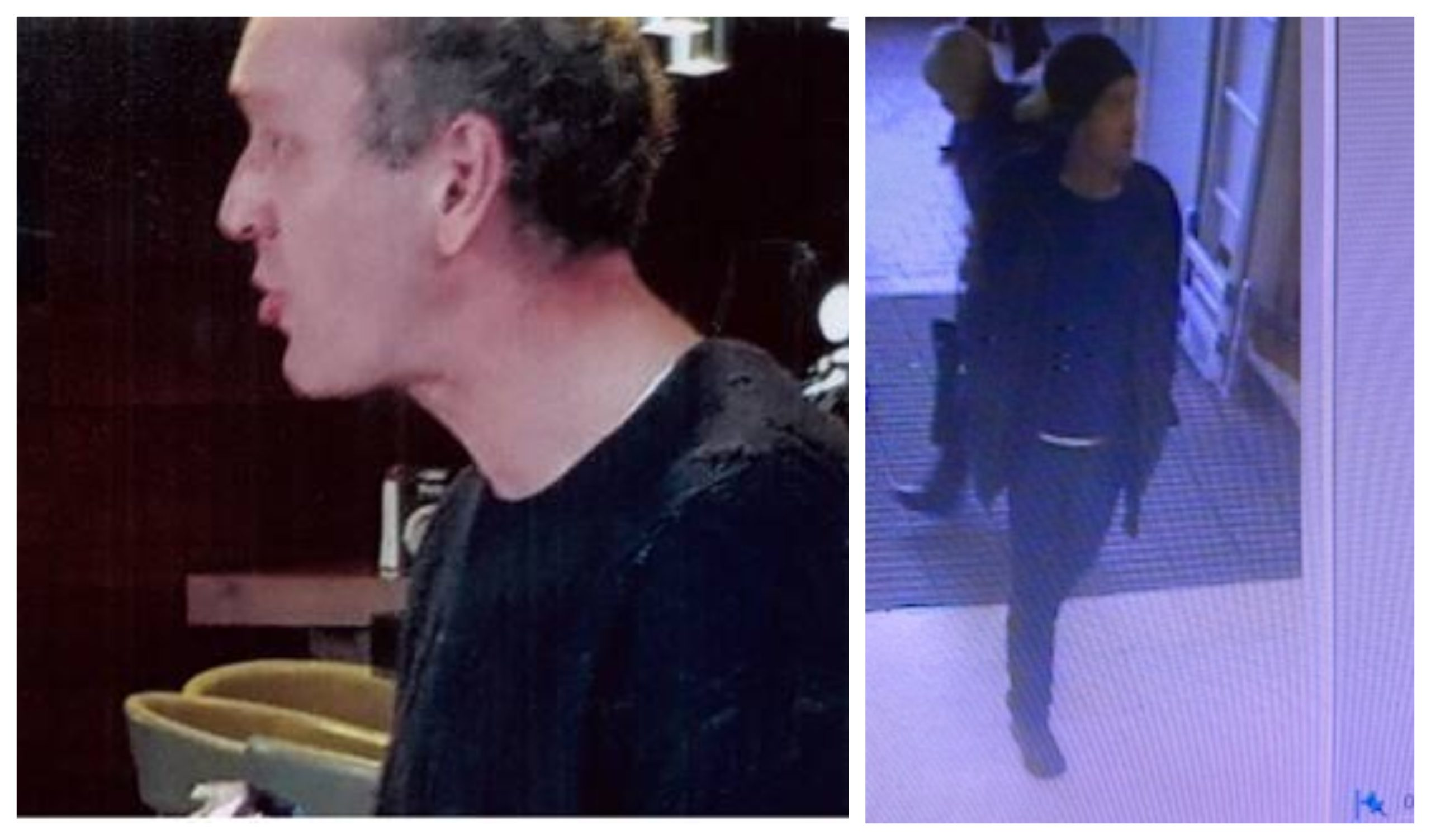 CCTV images of Michael Webster in the Highlands have been released by police.