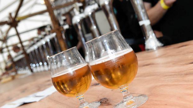 Last year's Midsummer Beer Happening attracted 6,000 people