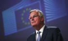 European Union chief Brexit negotiator Michel Barnier.