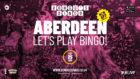 Bongo's Bingo is coming to Aberdeen.